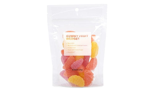 Gummy Fruit Wedges