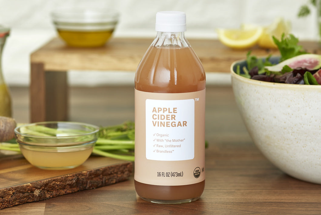 Organic Raw Apple Cider Vinegar