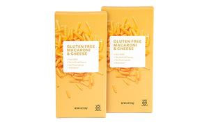 2 Pack Gluten Free Yellow Cheddar Macaroni & Cheese