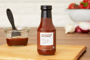 Organic Texas Style Barbecue Sauce