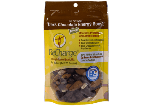 Dark Chocolate Energy Boost™ SUR Bag