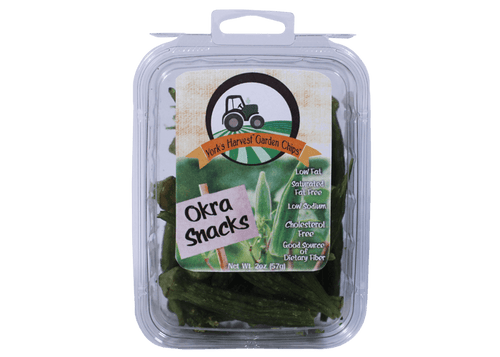 Garden Chips™ by York's Harvest – Okra Snacks