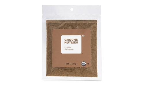 Organic Ground Nutmeg