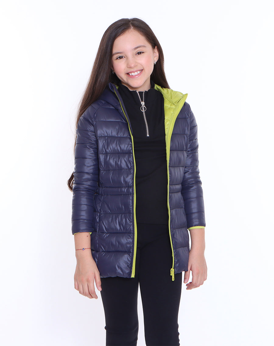 Jacket Happy resistente al agua