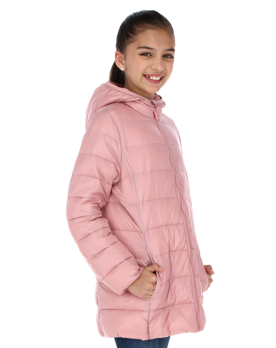 Jacket ligera y empacable Joy