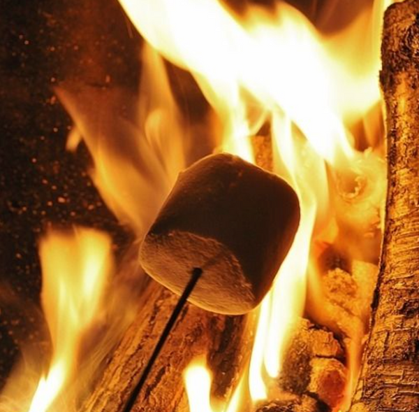 Fire Roasted Marshmallows