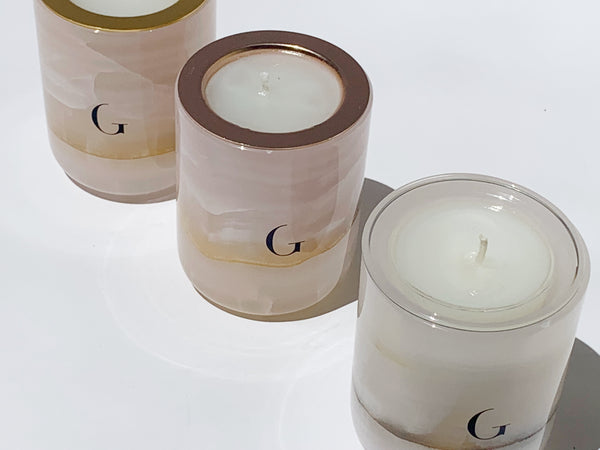 Rose Gold Candle Refill