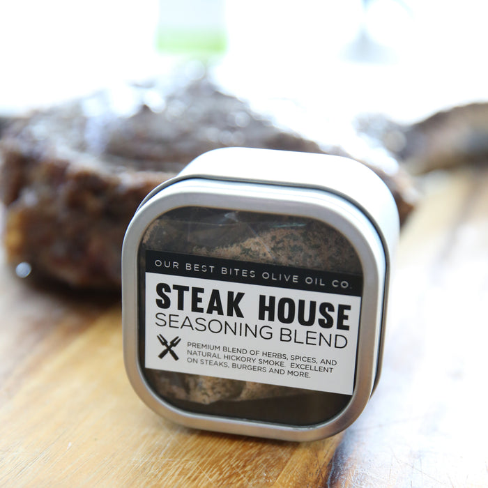 Steak House Seasoning Blend