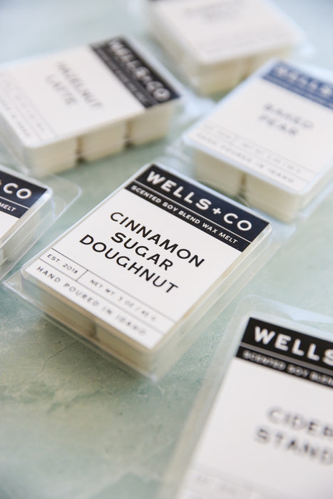 Wells + Co Wax Melts