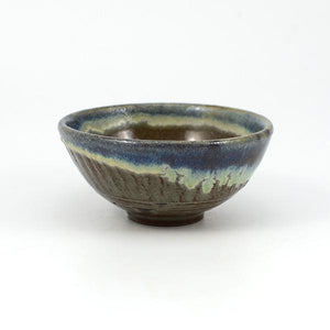 Ashen Blue Teacup