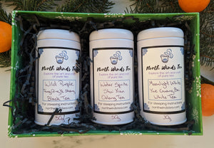 Gift Box - Three Teas
