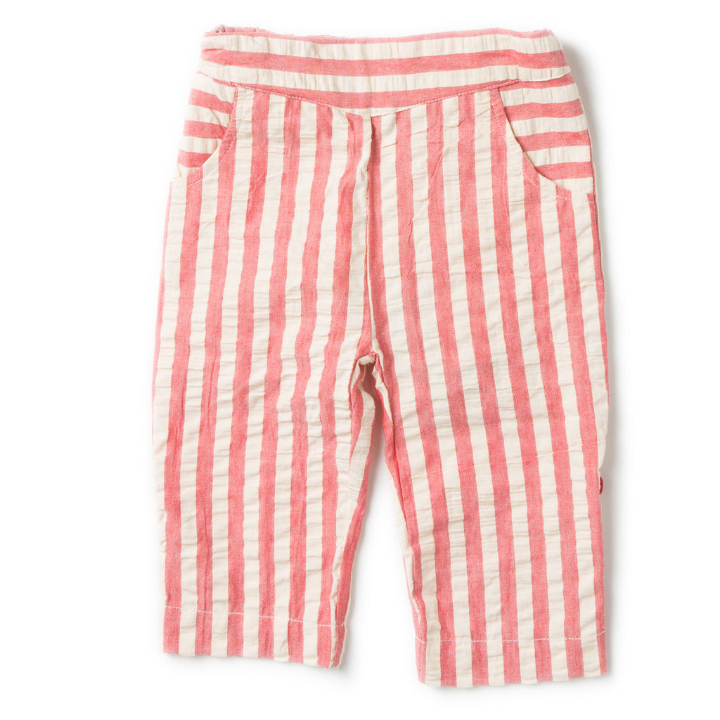 Stripe Trousers by Little Green Radicals
