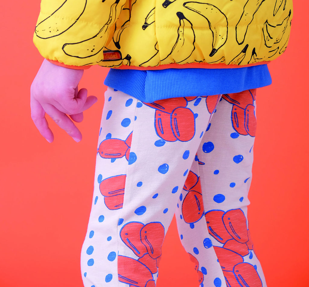 Balloon Dog Leggings by Indikidual