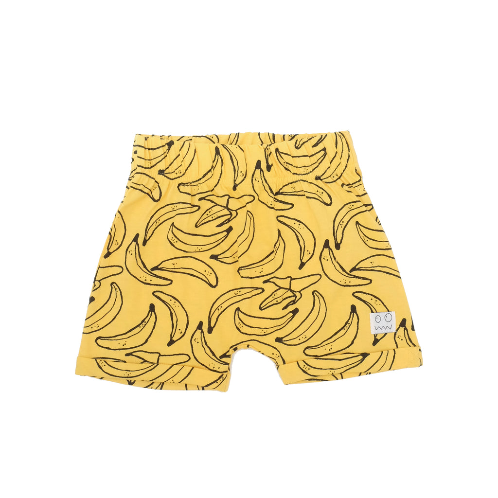 Banana Shorts by Indikidual
