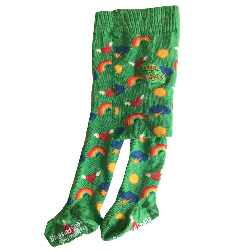 Retro Tights by Slugs & Snails