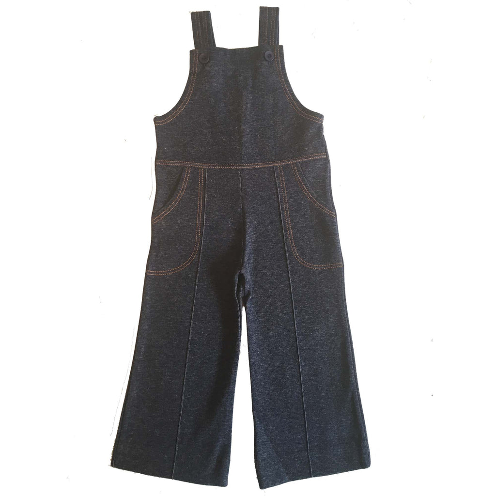1980's Dungarees - Age 1 year