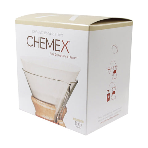 Chemex 6 cup filter papers (100)