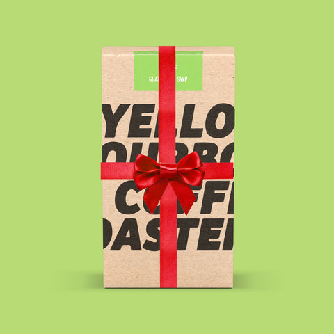 Swiss Water Decaf / Origin : Guatemala (6-MONTH GIFT Subscription)