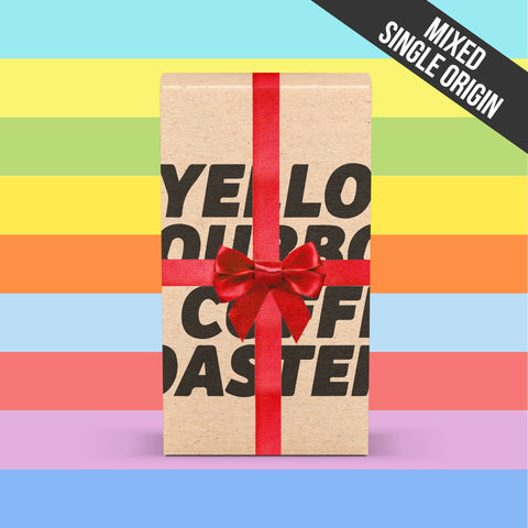 Mixed Single Origin (6-MONTH GIFT Subscription)  Auto renew