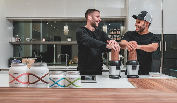 Overnight Oats With Alex Oxlade-Chamberlain