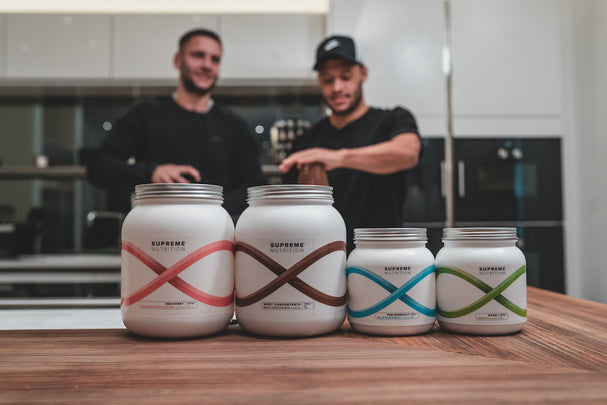Healthy Protein Mousse Recipe with Alex Oxlade-Chamberlain