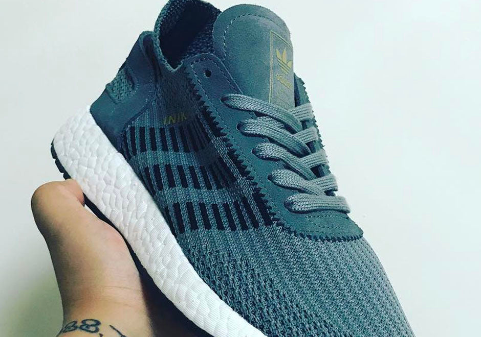 THE ADIDAS INIKI BOOST RUNNER WILL FEATURE PRIMEKNIT - Cape Kickz