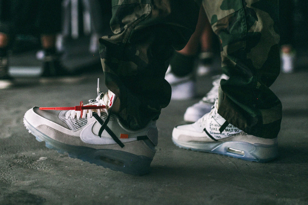 Here's How Sneakers Are Taking Over Fashion Week - Cape Kickz