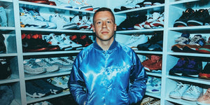 Macklemore's Closet Is Filled With Rare Jordans and Cool Vintage Clothing - Cape Kickz