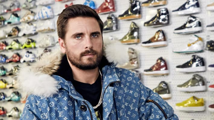 Scott Disick Talks Kanye's Influence on adidas & Spends $15K While Sneaker Shopping - Cape Kickz