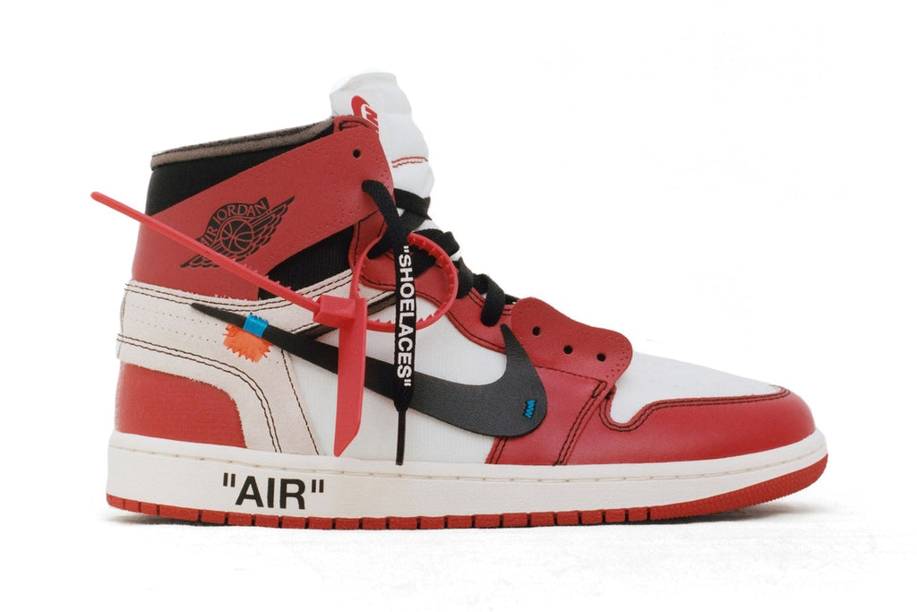 "Here's How to Buy the Nike ""TEN ICONS RECONSTRUCTED"" By Virgil Abloh Collection - Cape Kickz"