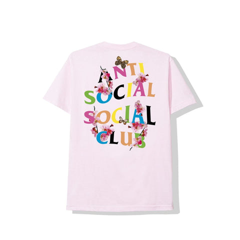ANTI SOCIAL SOCIAL CLUB: Frantic Pink Tee