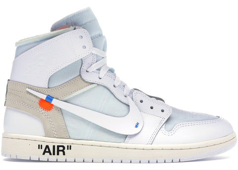 Jordan 1 Retro High Off-White NRG Europe Exclusive