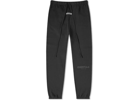 Essential FOG Black Track Pants