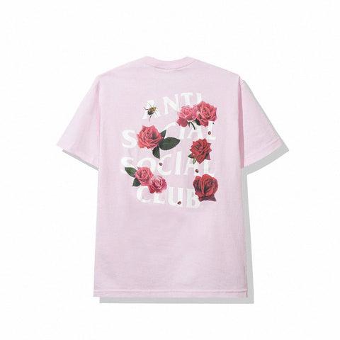 ANTI SOCIAL SOCIAL CLUB: Smells Bad Pink Tee