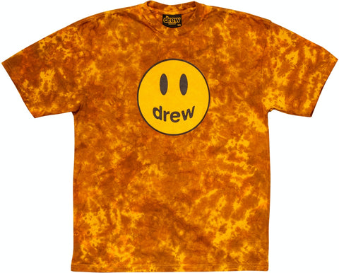 Drew House Mascot SS Tee Brown Tie Dye