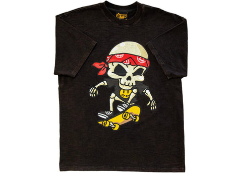 Drew house Hearty Vintage SS Tee Black