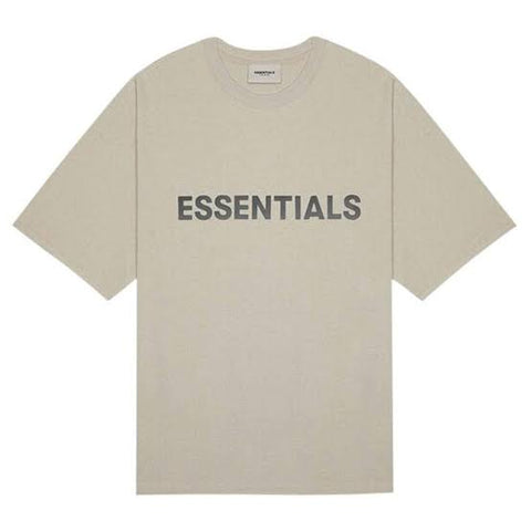 FEAR OF GOD ESSENTIALS Short Sleeve T-Shirt-Moss