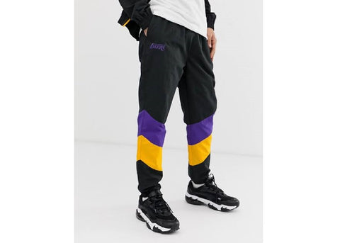 New Era NBA LA Lakers Track Pants