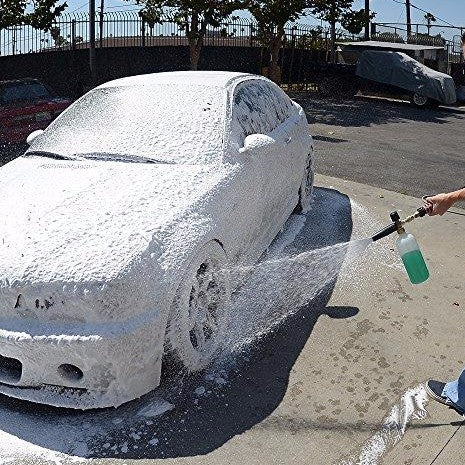 High Power Foam Cannon - Power Washer