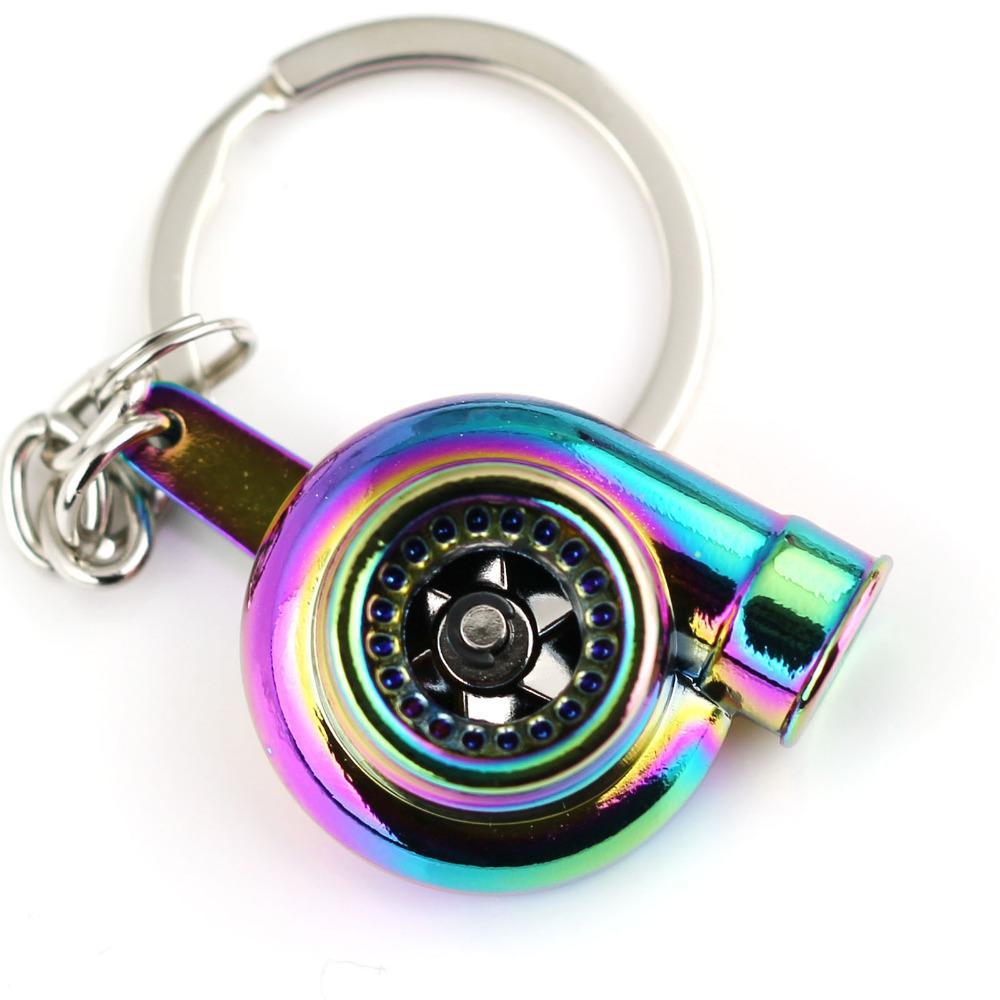 Turbo Key Chain