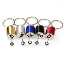 Shifter Key Chain