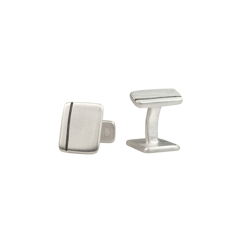Lineage Single Line Cuff Links