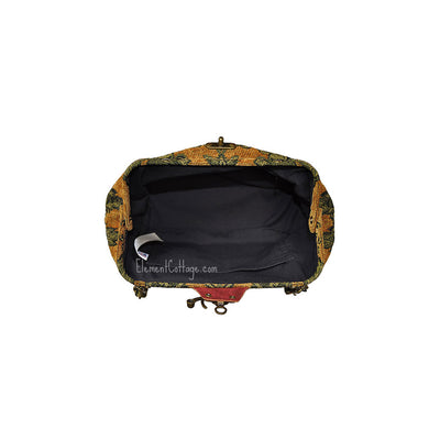 Small Lodema Handbag (Inside View)