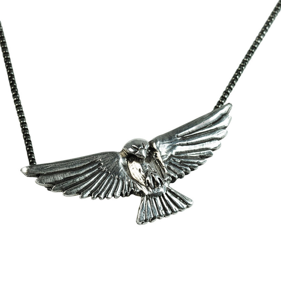 Raven Necklace
