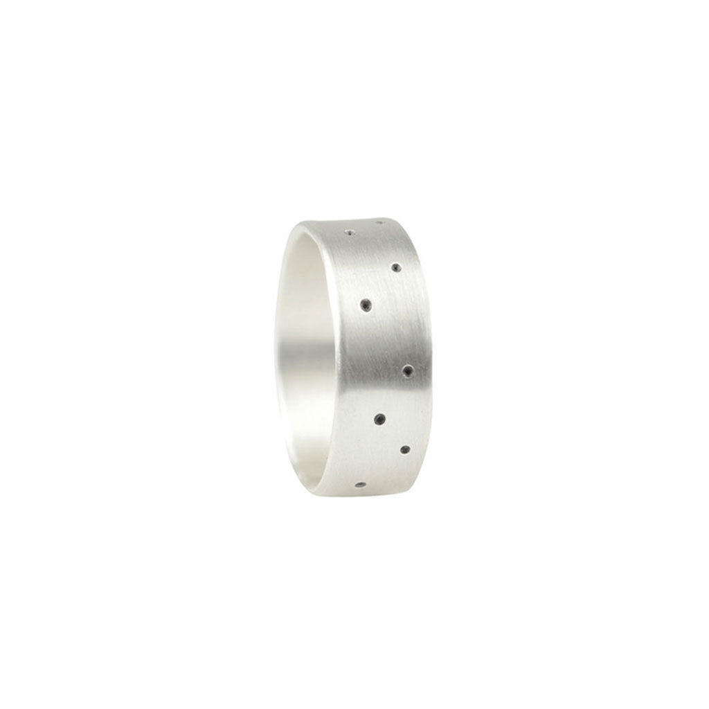 Enement Rings With Band | Seeing Spots Medium Band Ring Element Cottage