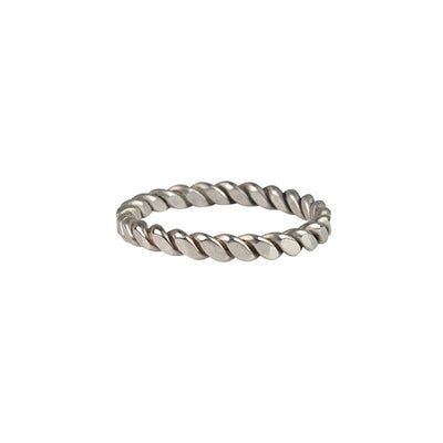 Men's Twisted Ring