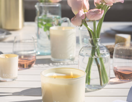 Our Outdoor Candle is Back!