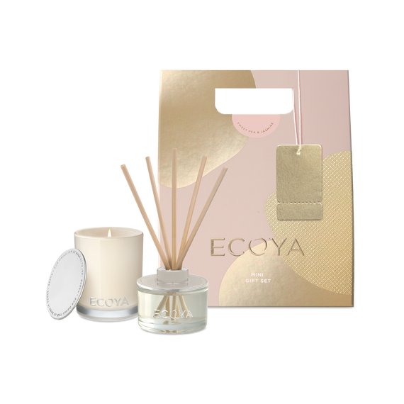 Sweet Pea & Jasmine Mini Gift Set