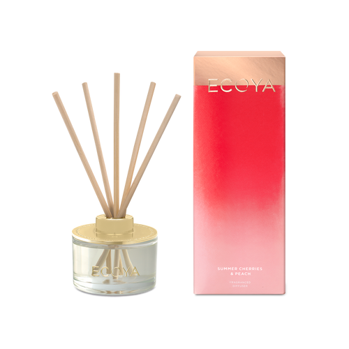 Summer Cherries & Peach Mini Diffuser