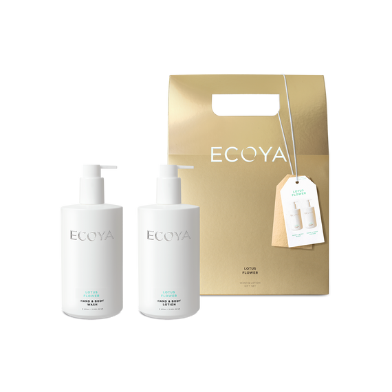 Lotus Flower Bodycare Set